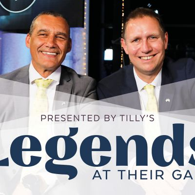 Tilly\'s Legends at their Game