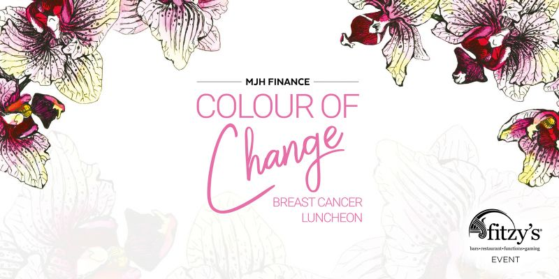MJH Finance Colour of Change Breast Cancer Luncheon