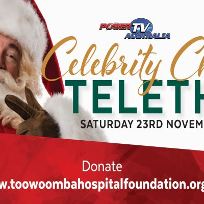 Power TV Celebrity Christmas Telethon
