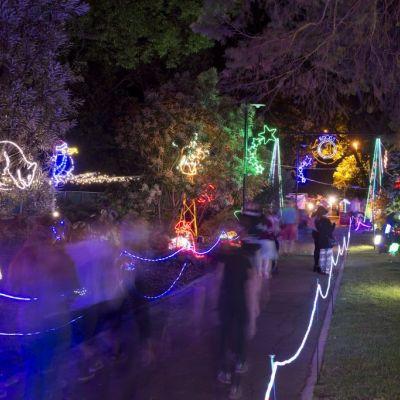 Toowoomba\'s Christmas Wonderland 2019