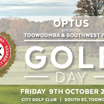 Toowoomba and South West Firies Golf Day 2020 sponsored by Optus