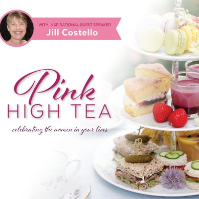 Pink High Tea 2020 - Morning Session