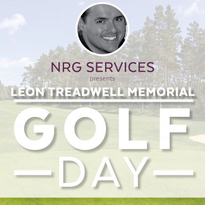 SOLD OUT // NRG Services Leon Treadwell Memorial Golf Day 2020