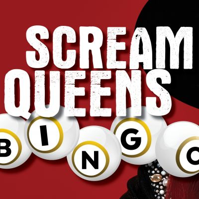 SOLD OUT // Scream Queens Bingo