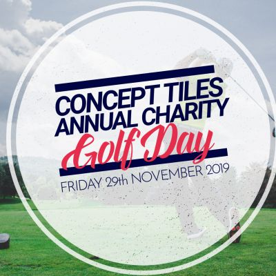 Concept Tiles Charity Golf Day 2019