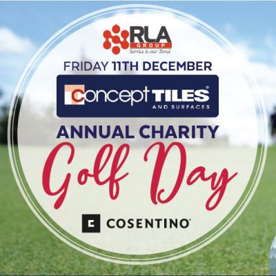 Concept Tiles Charity Golf Day