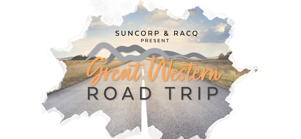 Great Western Road Trip