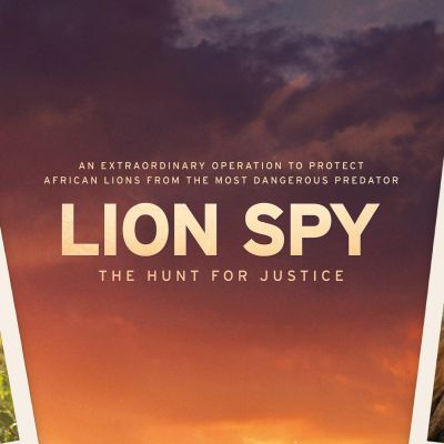 Exclusive Screening of Lion Spy: The Hunt for Justice