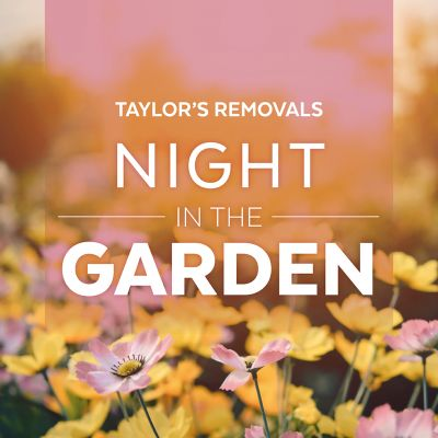 Taylor\'s Removals Night in the Garden 2021