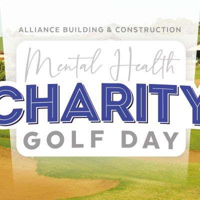 Alliance Building & Construction Mental Health Charity Golf Day
