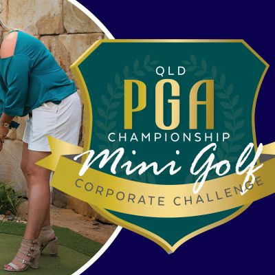 Qld PGA Championship Mini Golf Corporate Challenge 2020