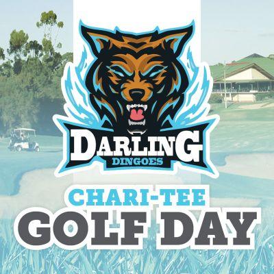 Darling Dingoes Chari-tee Golf Day