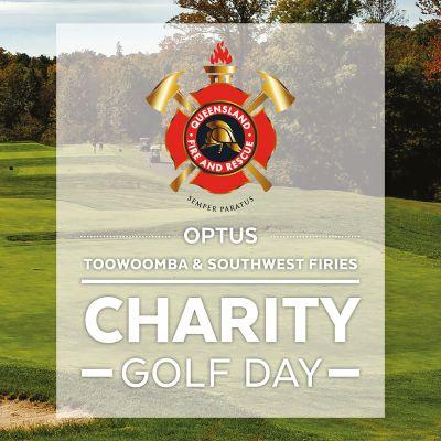 Optus Toowoomba & Southwest Firies Charity Golf Day 2021
